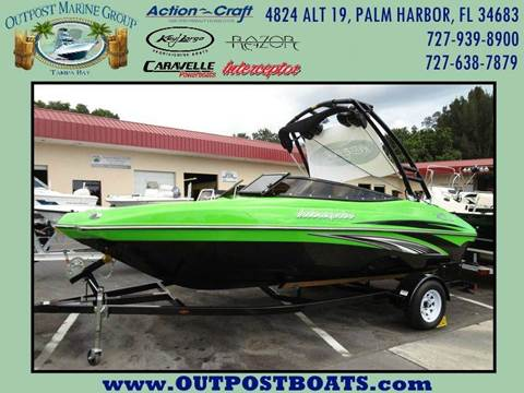 2015 Interceptor 18CX for sale in Holiday, FL