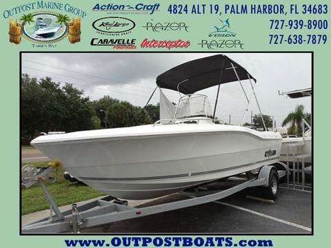2016 Key Largo 2000 for sale in Holiday, FL