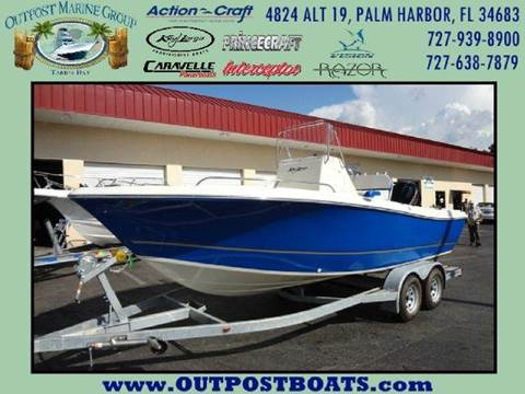 2016 Key Largo 2100 for sale in Holiday, FL