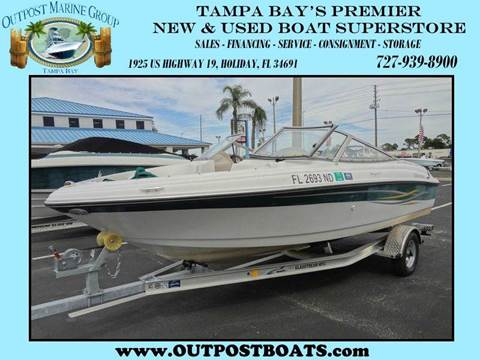 2005 Four Winns 170 Horizon LE for sale in Holiday, FL