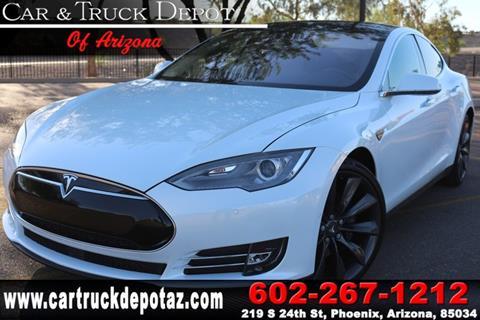 2015 Tesla Model S for sale in Phoenix, AZ