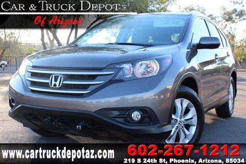 2013 Honda CR-V for sale in Phoenix, AZ