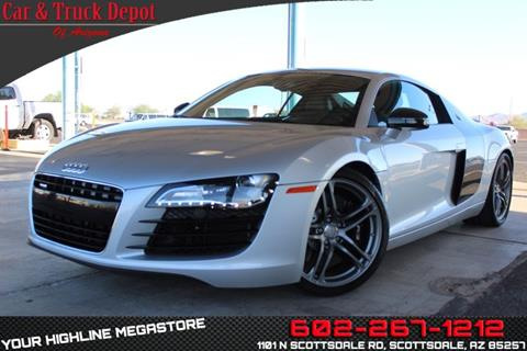 2012 Audi R8 for sale in Phoenix, AZ