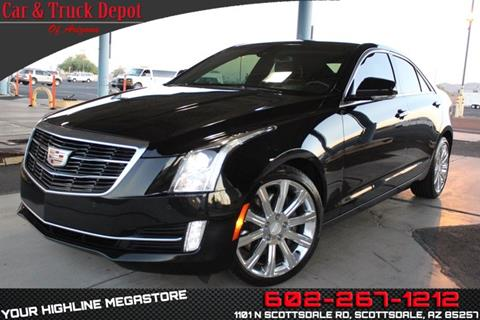 2016 Cadillac ATS for sale in Phoenix, AZ