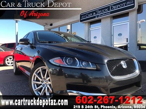 2013 Jaguar XF for sale in Phoenix, AZ