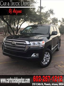 2016 Toyota Land Cruiser for sale in Phoenix, AZ