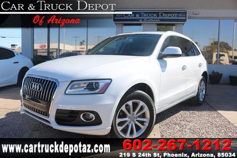 2016 Audi Q5 for sale in Phoenix, AZ