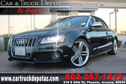 2010 Audi S5 for sale in Phoenix, AZ