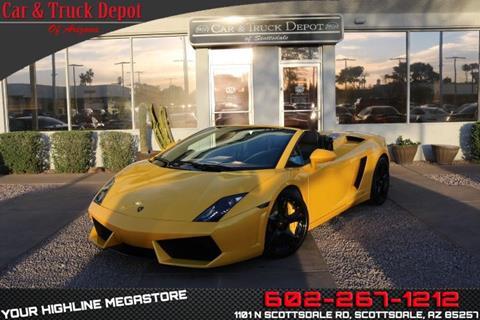 2010 Lamborghini Gallardo For Sale In Phoenix, AZ