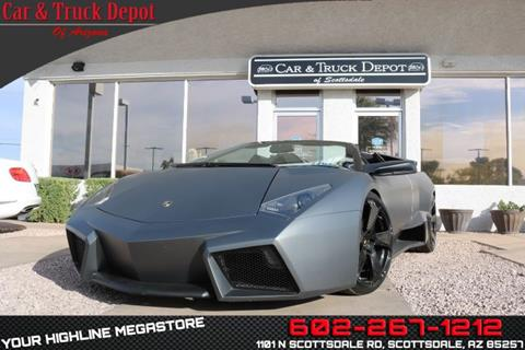Wonderful 2008 Lamborghini Murcielago For Sale In Scottsdale, AZ