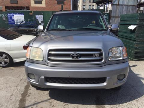 2002 Toyota Sequoia for sale in Brooklyn, NY