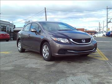 2013 Honda Civic for sale in Cartersville, GA