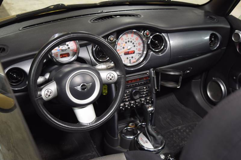 2005 MINI Cooper for sale at CRESTWOOD AUTO AUCTION in Crestwood IL