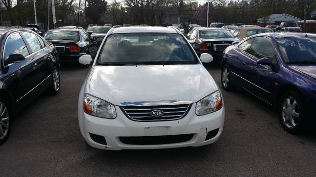 2008 Kia Spectra for sale at CRESTWOOD AUTO AUCTION in Crestwood IL