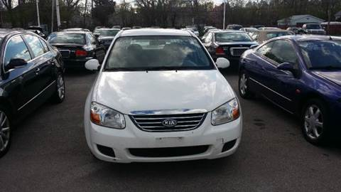 2008 Kia Spectra for sale in Crestwood, IL