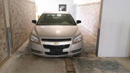 2009 Chevrolet Malibu for sale at CRESTWOOD AUTO AUCTION in Crestwood IL