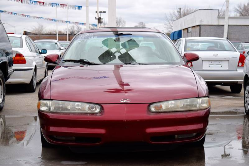 2002 Oldsmobile Intrigue for sale at CRESTWOOD AUTO AUCTION in Crestwood IL