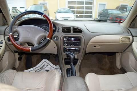 2002 Oldsmobile Intrigue