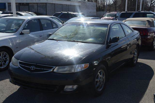 1999 Toyota Camry Solara for sale at CRESTWOOD AUTO AUCTION in Crestwood IL
