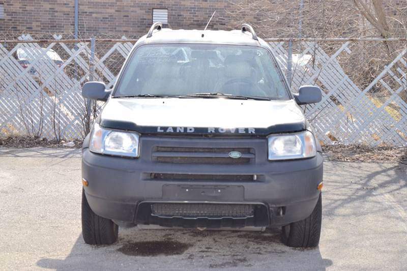 2003 Land Rover Freelander for sale at CRESTWOOD AUTO AUCTION in Crestwood IL