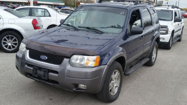2003 Ford Escape for sale at CRESTWOOD AUTO AUCTION in Crestwood IL