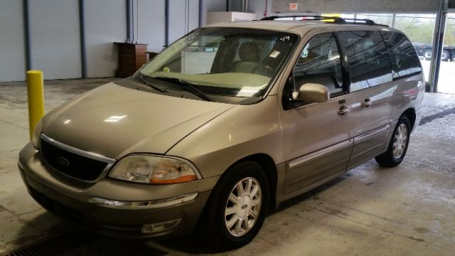 2003 Ford Windstar for sale at CRESTWOOD AUTO AUCTION in Crestwood IL