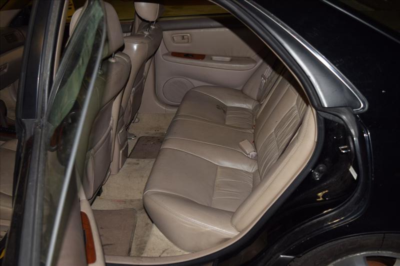 2000 Lexus ES 300 for sale at CRESTWOOD AUTO AUCTION in Crestwood IL