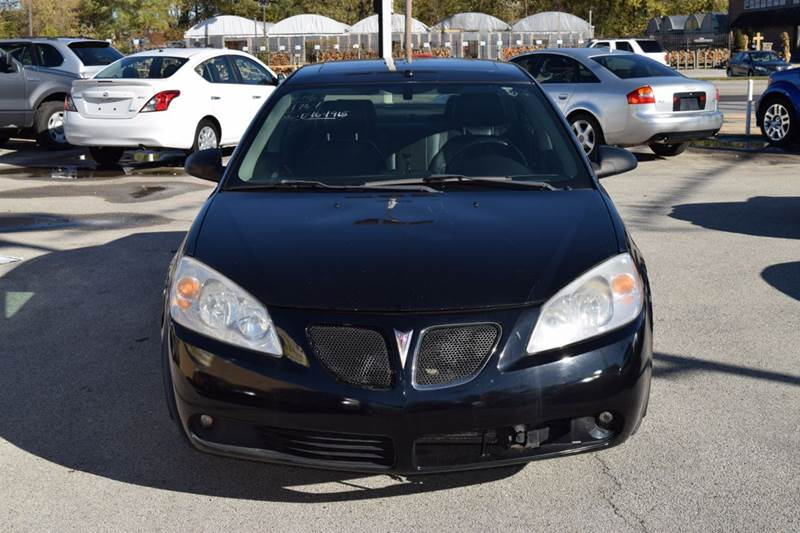 2006 Pontiac G6 for sale at CRESTWOOD AUTO AUCTION in Crestwood IL