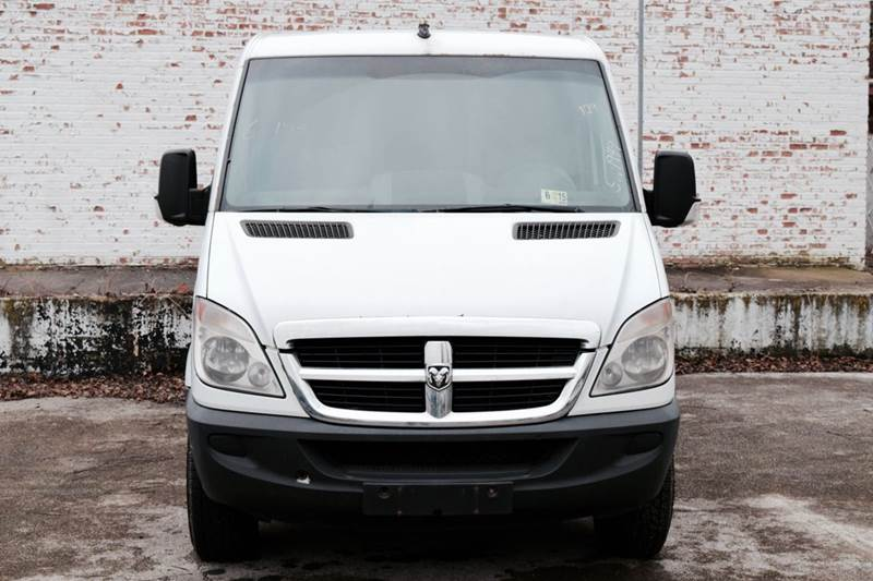 2007 Dodge Sprinter Cargo for sale at CRESTWOOD AUTO AUCTION in Crestwood IL