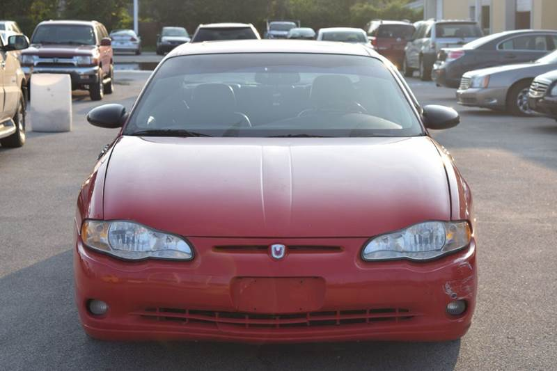 2003 Chevrolet Monte Carlo for sale at CRESTWOOD AUTO AUCTION in Crestwood IL