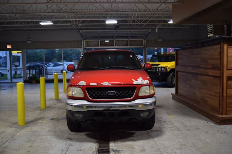 2000 Ford F-150 for sale at CRESTWOOD AUTO AUCTION in Crestwood IL