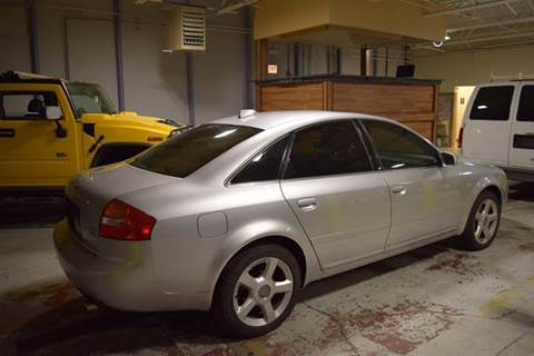 2004 Audi A6 for sale at CRESTWOOD AUTO AUCTION in Crestwood IL