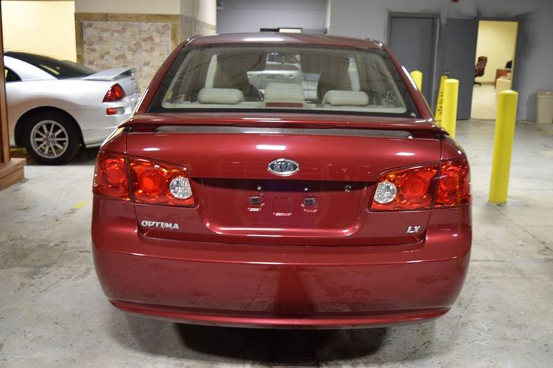 2008 Kia Optima for sale at CRESTWOOD AUTO AUCTION in Crestwood IL