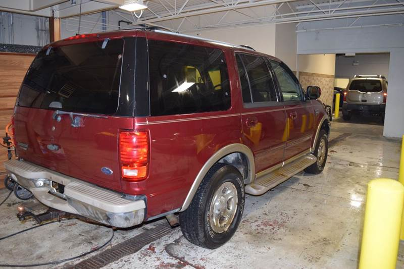 2000 Ford Expedition for sale at CRESTWOOD AUTO AUCTION in Crestwood IL