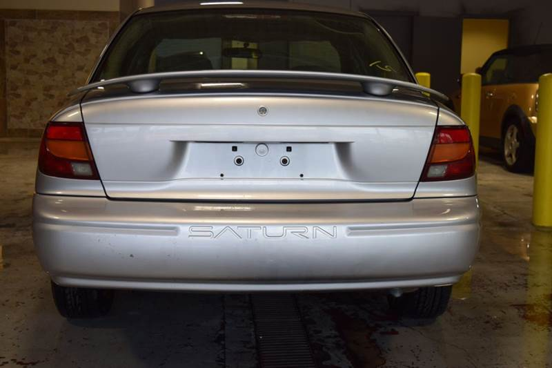 2002 Saturn S-Series for sale at CRESTWOOD AUTO AUCTION in Crestwood IL