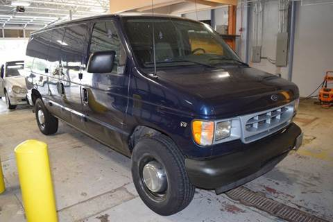 2002 Ford E-Series Cargo for sale in Crestwood, IL