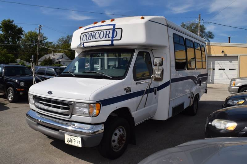 1998 Ford SUPER DUTY for sale at CRESTWOOD AUTO AUCTION in Crestwood IL