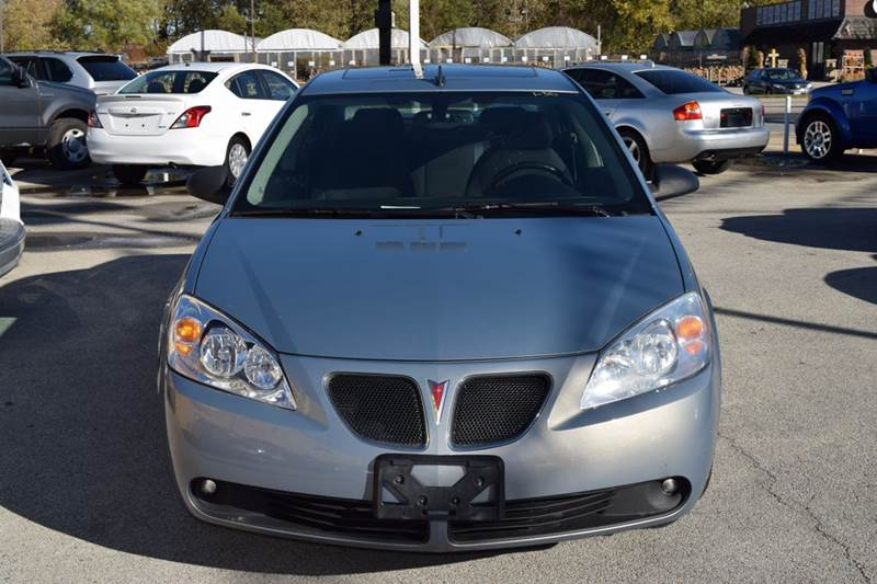 2009 Pontiac G6 for sale at CRESTWOOD AUTO AUCTION in Crestwood IL