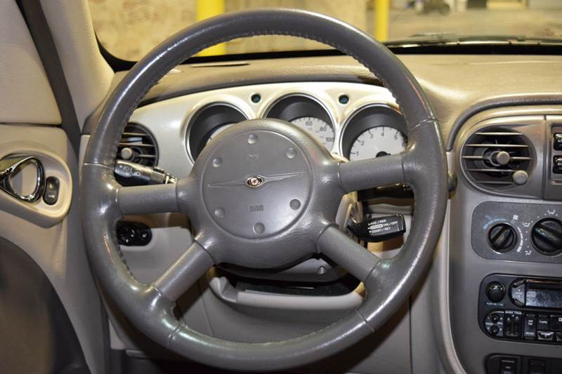 2002 Chrysler PT Cruiser for sale at CRESTWOOD AUTO AUCTION in Crestwood IL