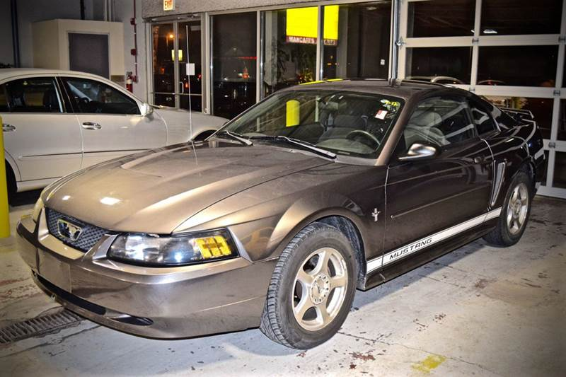 2003 Ford Mustang for sale at CRESTWOOD AUTO AUCTION in Crestwood IL