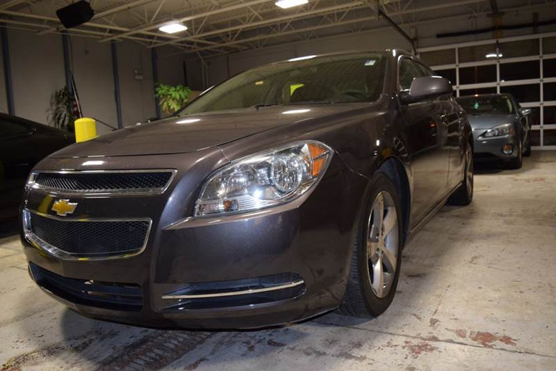 2011 Chevrolet Malibu for sale at CRESTWOOD AUTO AUCTION in Crestwood IL
