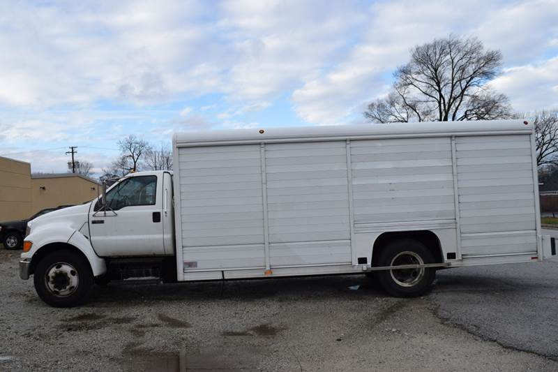 2006 Ford F650 for sale at CRESTWOOD AUTO AUCTION in Crestwood IL
