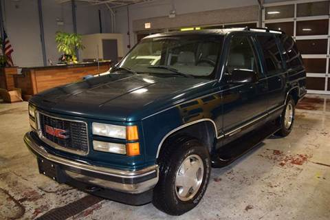 1999 GMC Yukon for sale in Crestwood, IL
