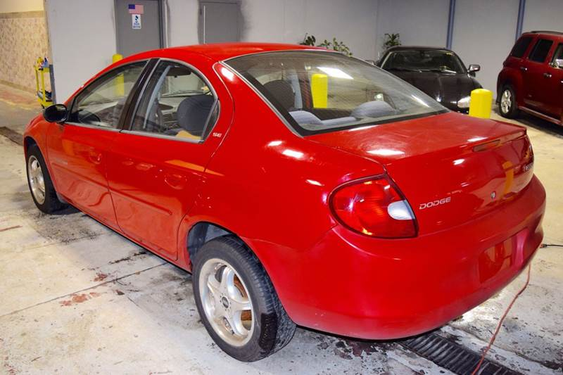 2001 Dodge Neon for sale at CRESTWOOD AUTO AUCTION in Crestwood IL