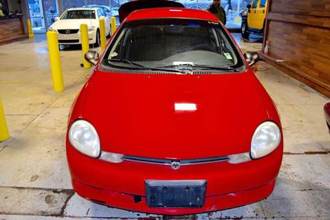 2001 Dodge Neon for sale in Crestwood, IL