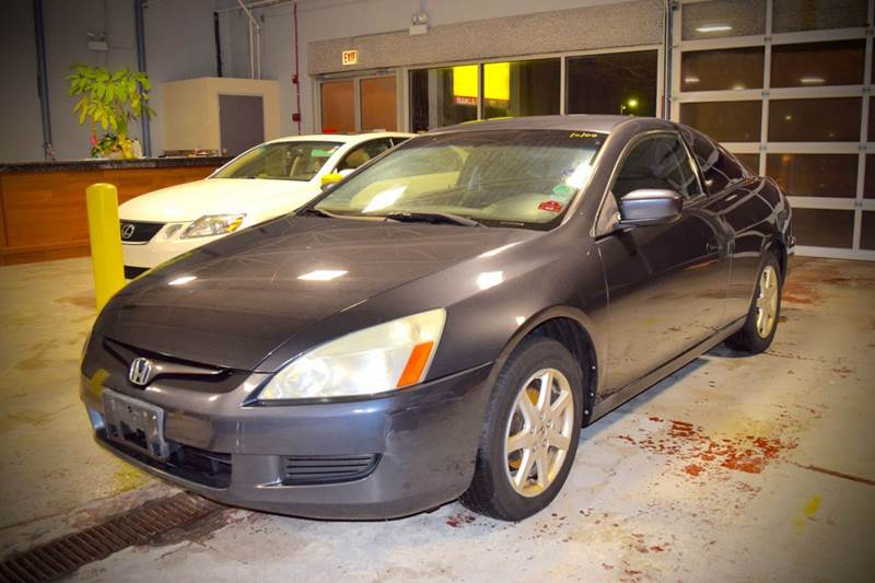 2004 honda accord lx v 6 2dr coupe in crestwood il. Black Bedroom Furniture Sets. Home Design Ideas