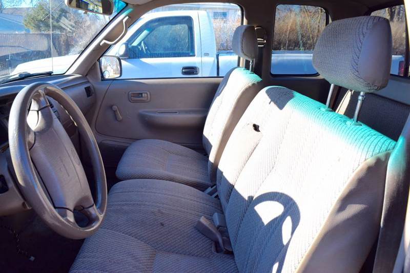 1996 Toyota T100 for sale at CRESTWOOD AUTO AUCTION in Crestwood IL