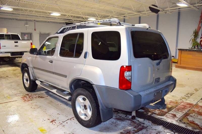 2001 nissan xterra 4dr xe v6 4wd suv in crestwood il. Black Bedroom Furniture Sets. Home Design Ideas