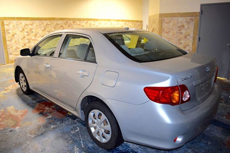 2009 Toyota Corolla for sale at CRESTWOOD AUTO AUCTION in Crestwood IL