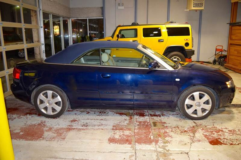 2005 Audi A4 for sale at CRESTWOOD AUTO AUCTION in Crestwood IL